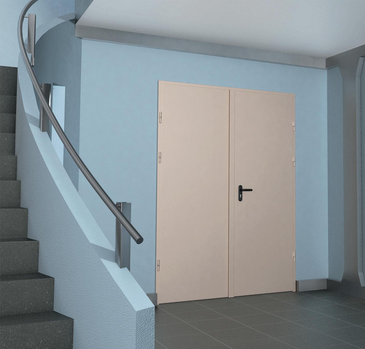 kapnu telpas durvis