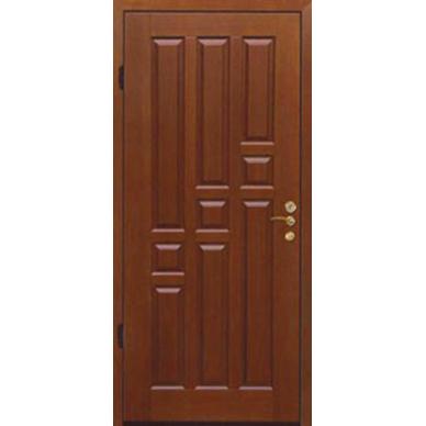 metala ardurvis ar finieri металлическая наружная дверь с фанерой