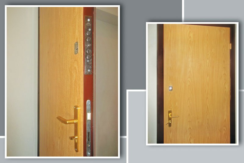 "Metāla durvis ""STAL"""