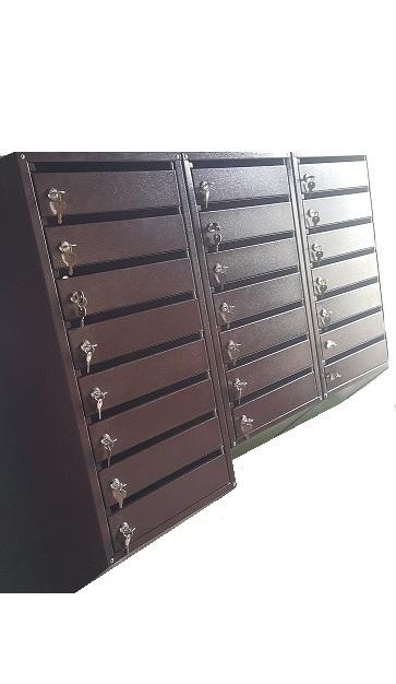 Вертикальный почтовый ящик